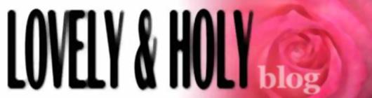 LOVELY&HOLY